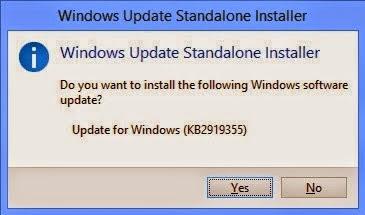 Cara Install Windows 8.1 x86 dan x64 Secara Offline