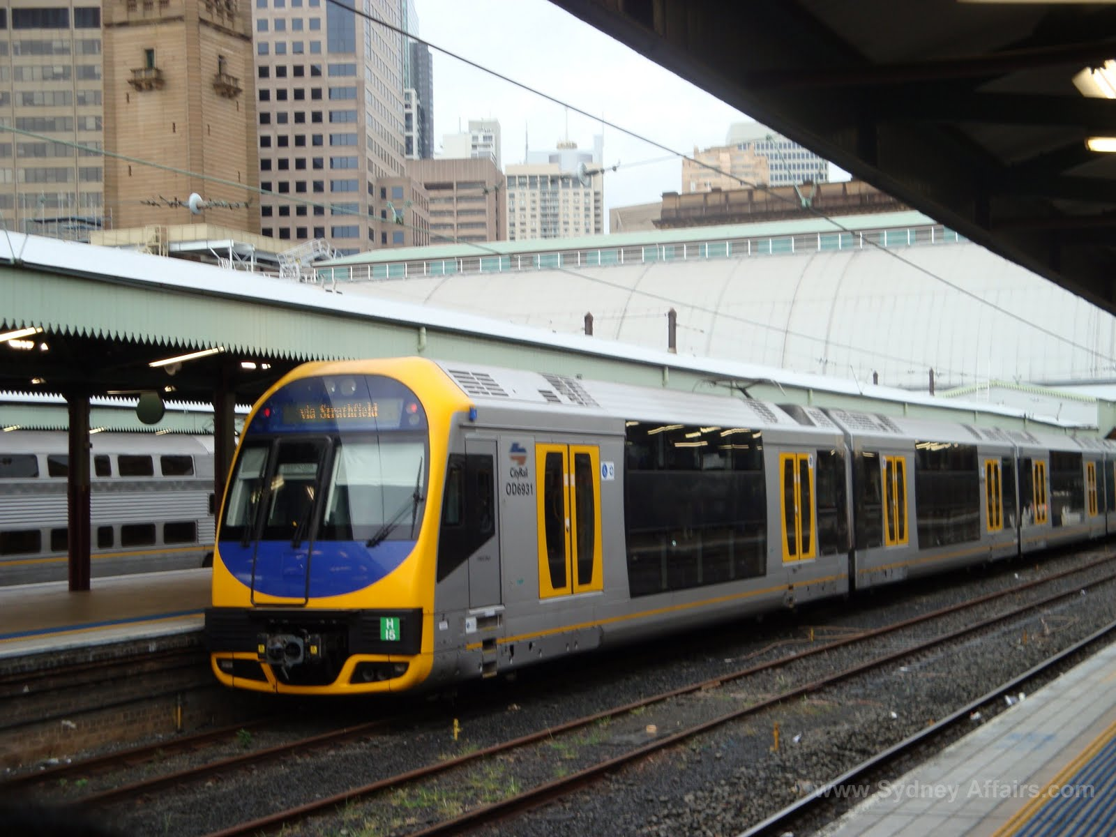 sydney trains - photo #12