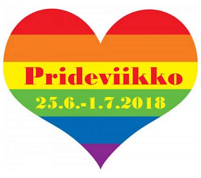 Prideviikko 2018