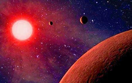 el planeta mas parecido a la Tierra