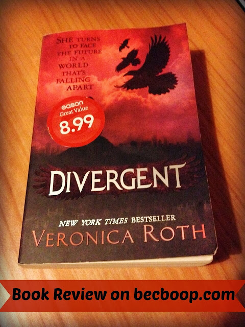 Divergent Book Review Blog