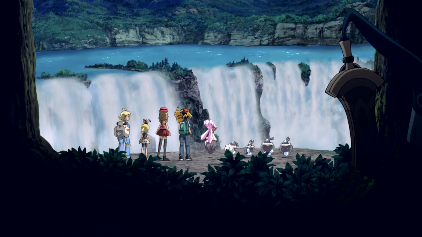 pokémon the movie diancie and the cocoon of destruction dailymotion