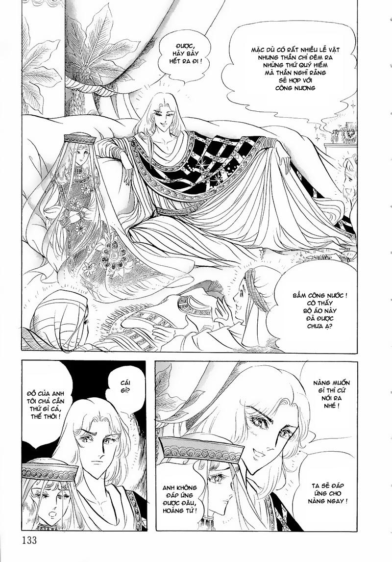 Nữ Hoàng Ai Cập-Ouke no Monshou chap 54 Trang 11 - Mangak.info