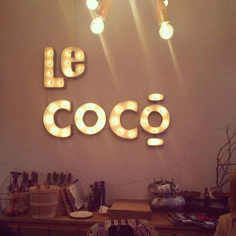 Restaurante Le coco Madrid