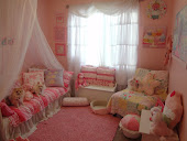 Bella & Lacie's Bedroom