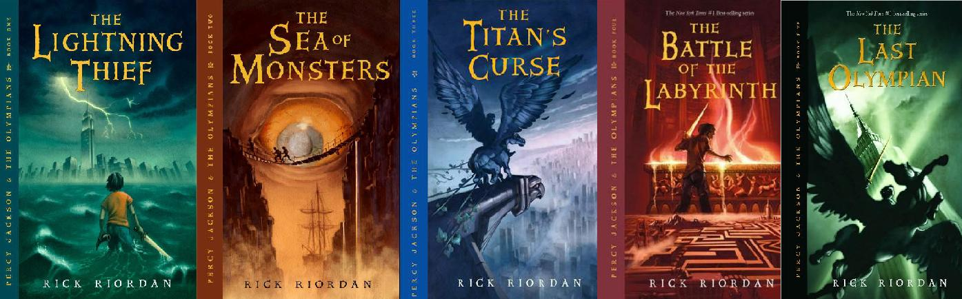 percy jackson german book cover