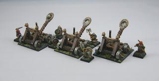 Dwarf Stone Throwers