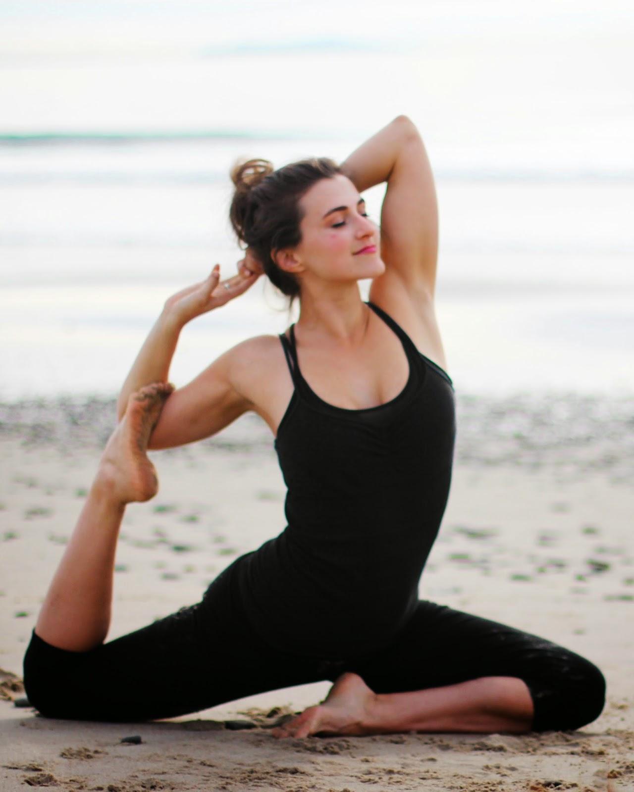 yoga resume