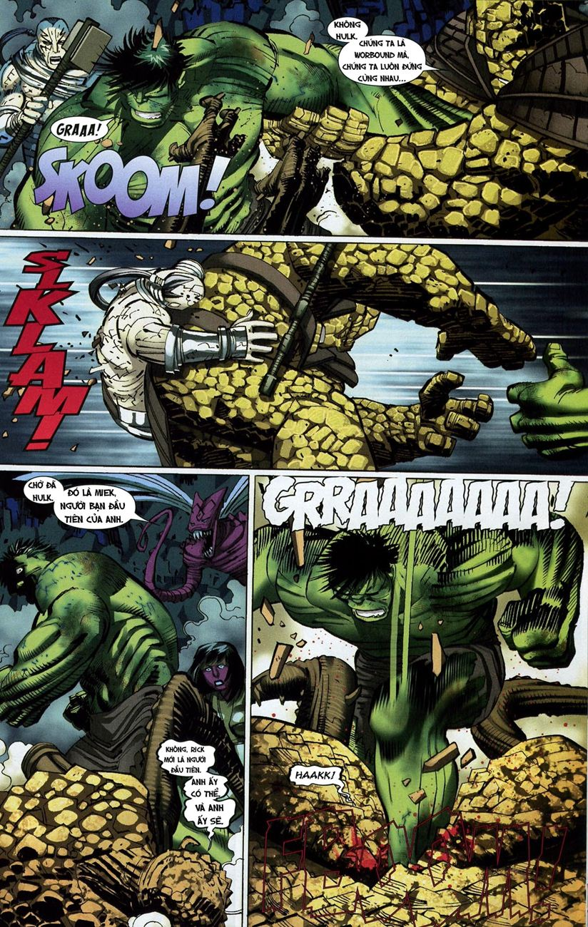 World War Hulk Chap 5 - Next Chap 6