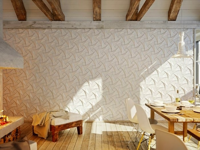 40 Fascinating Yet Trendy 3D Wall Decor Panel Ideas You Should Not Miss