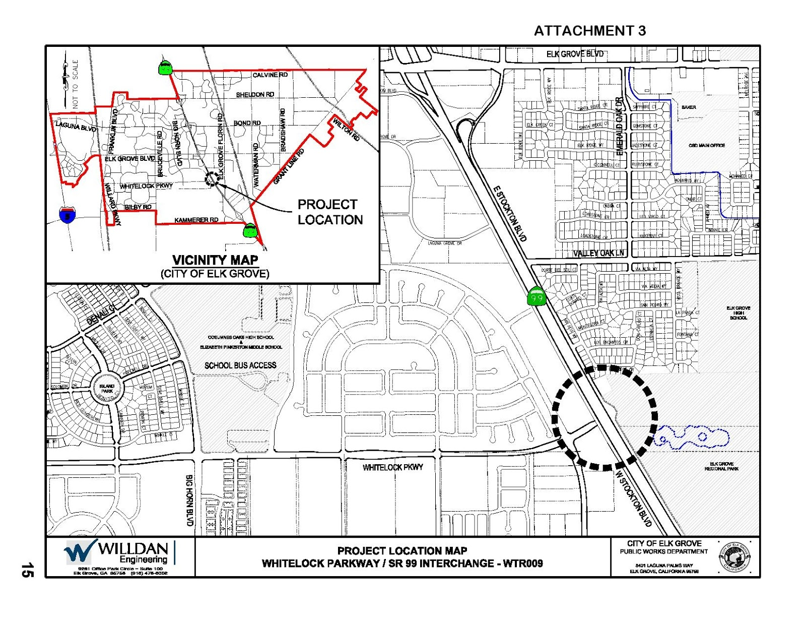 Elk Grove Trails Committee to Report on Proposed Whitelock Pkwy. Interchange Stakeholders Meetings