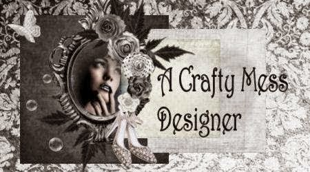 A Crafty Mess Design Team Member