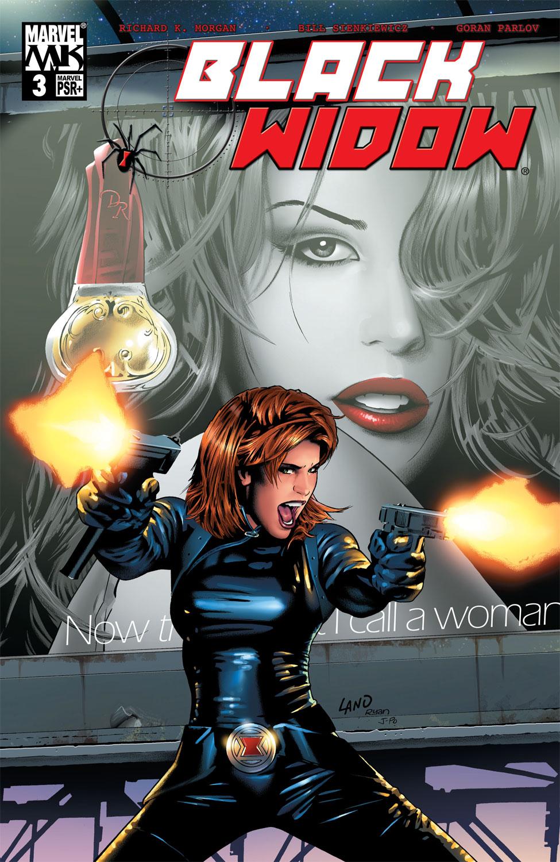 Black Widow (2004) 3 Page 1