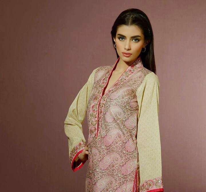 Alkaram introduce Umar Sayeed Festival Collection 2014