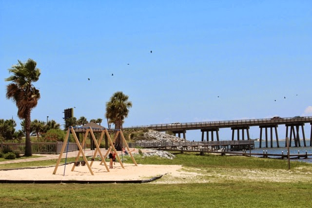 Waterfront Playground at Navarre Park, Navarre, FL 32566