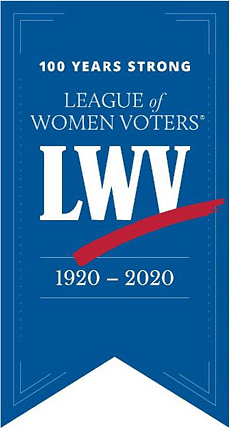 League of Women Voters to celebrate 100 years Feb. 14