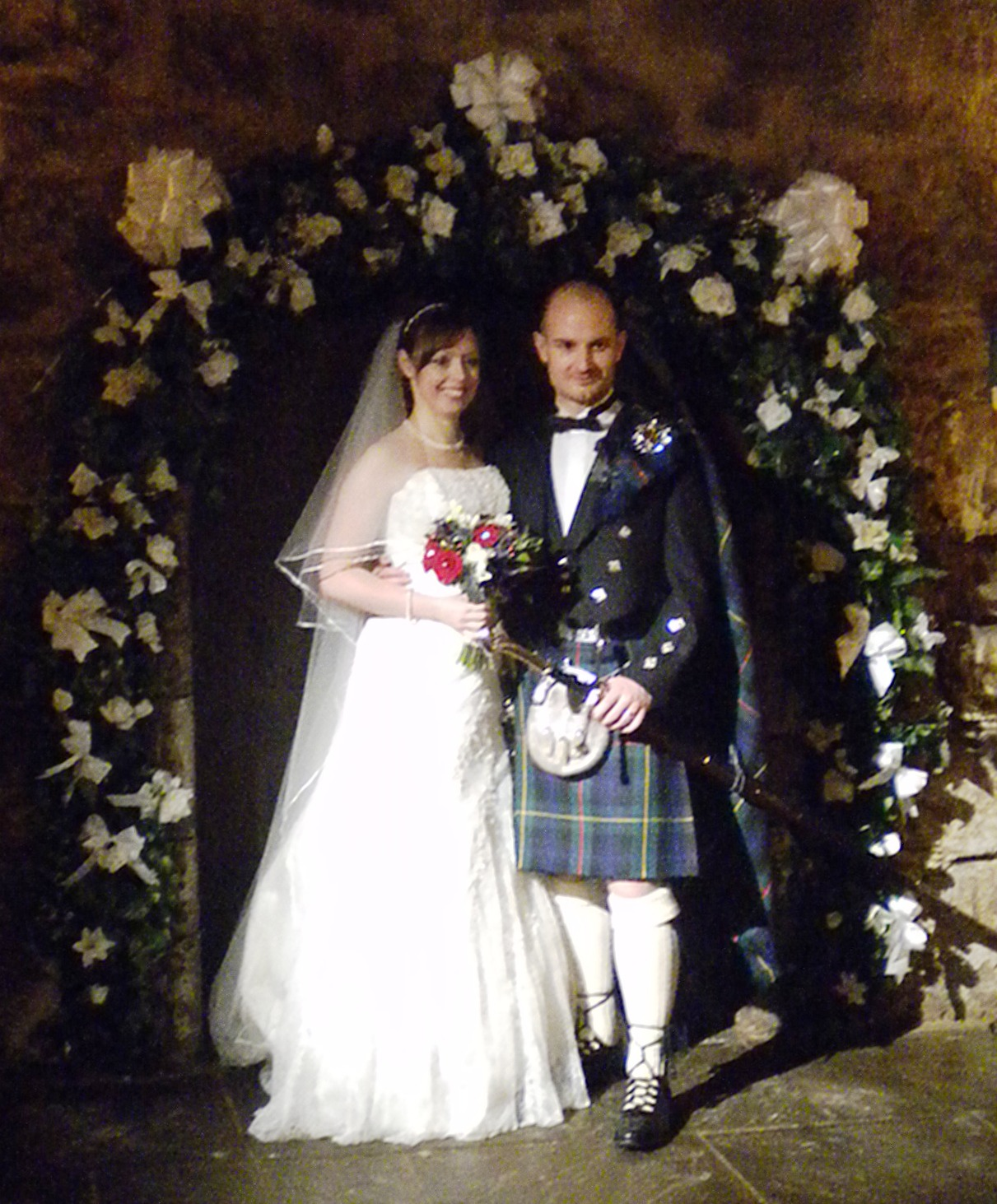 Scotland royal wedding