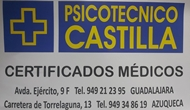 Psicotécnico Castilla