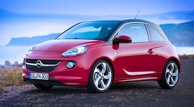 Το Opel ADAM