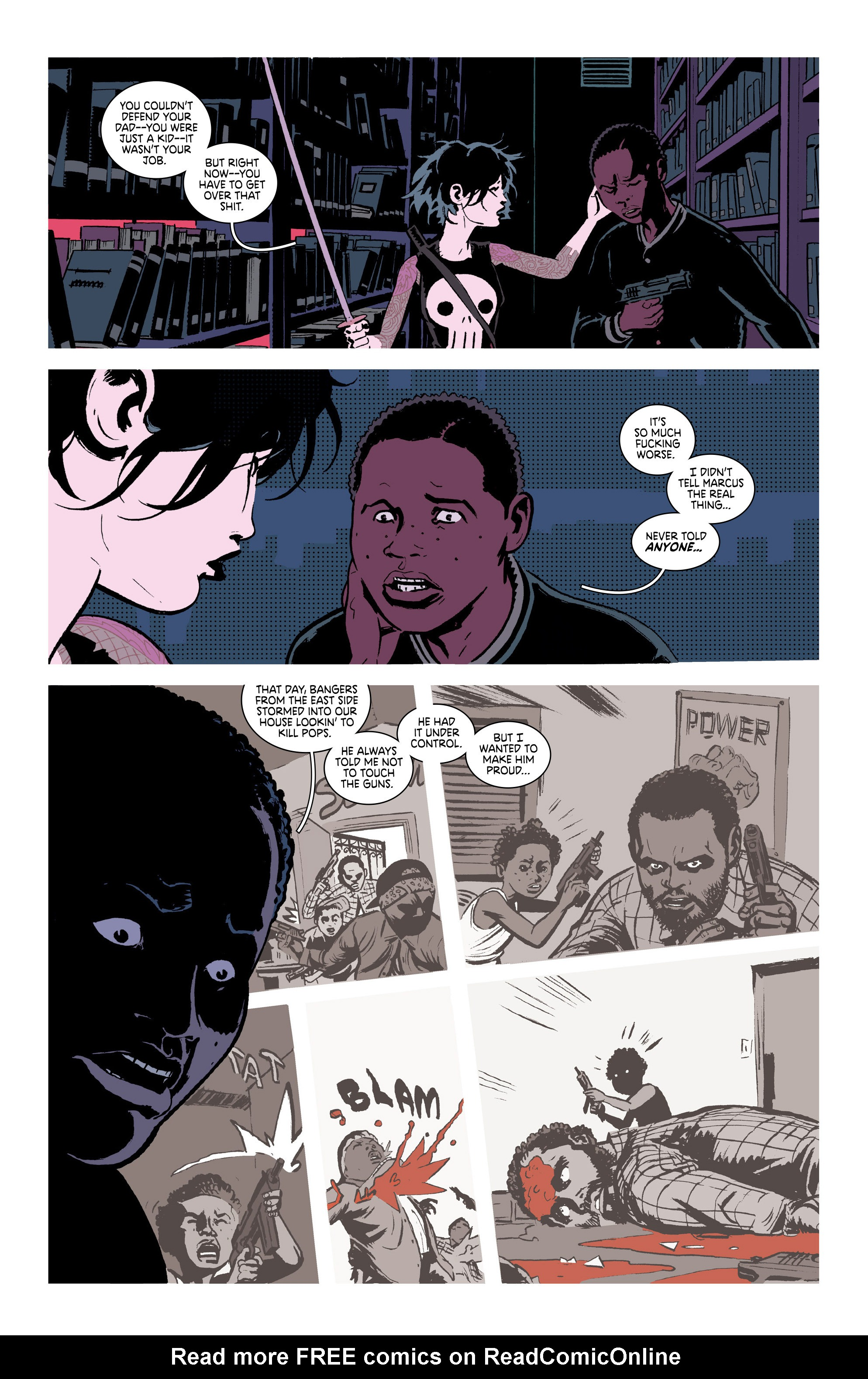 Read online Deadly Class comic -  Issue #18 - 13
