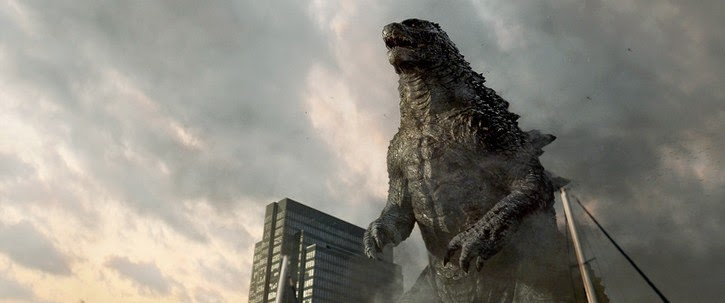 Godzilla - Godzilla | A Constantly Racing Mind