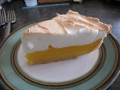 Gluten Free Lemon Meringue Pie