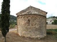L'absis de Sant Miquel de Vilageliu