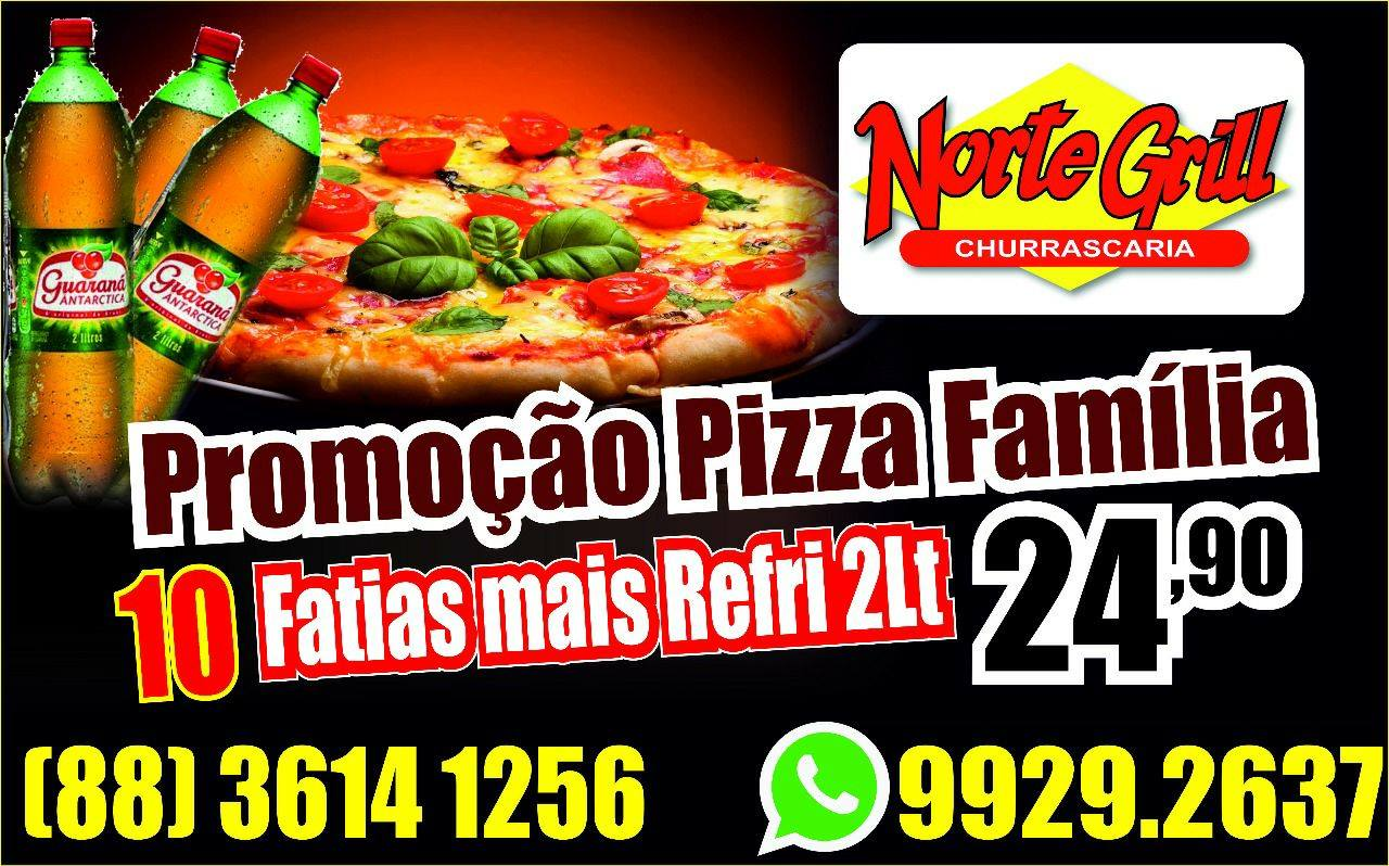 NORTE GRILL CHURRASCARIA E PIZZARIA