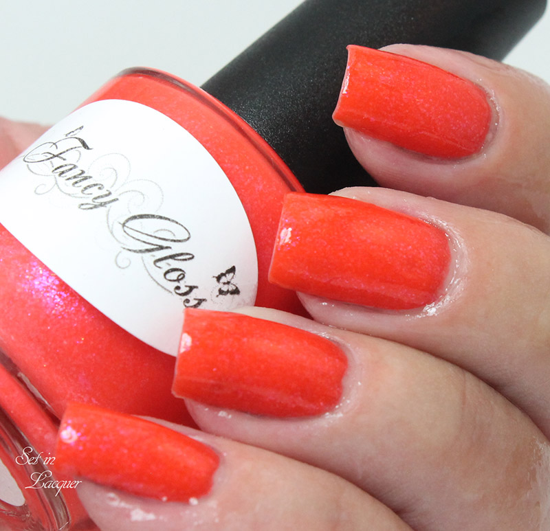 Fancy Gloss - Koi Fish