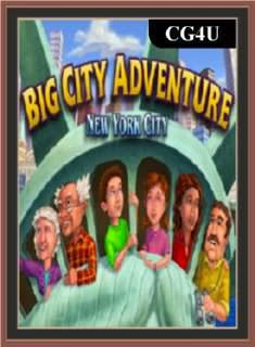 Big City Adventure New York City Cover, Poster