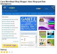 Tutorial Lengkap Seputar Cara Membuat Blog