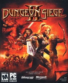 Dungeon Siege 2 PC Box