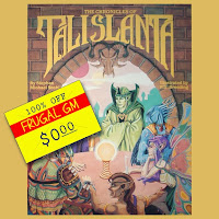 Free GM Resource: Talislanta Library