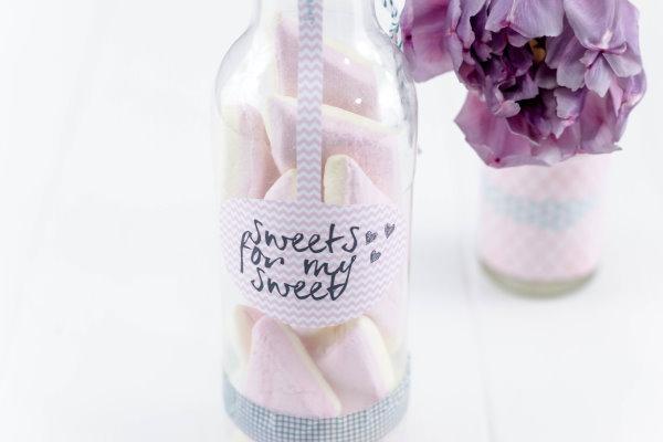 Pimp my Valentinsflasche