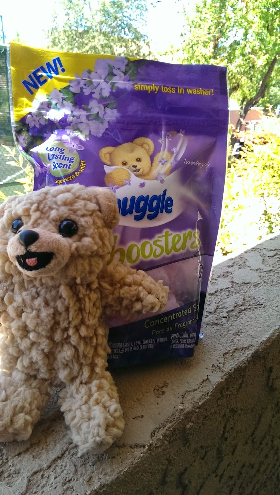 Snuggle Snuggle Scent Boosters Review @Snuggle_Bear