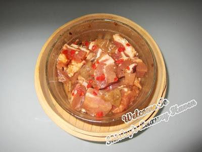 steamed pork ribs recipe