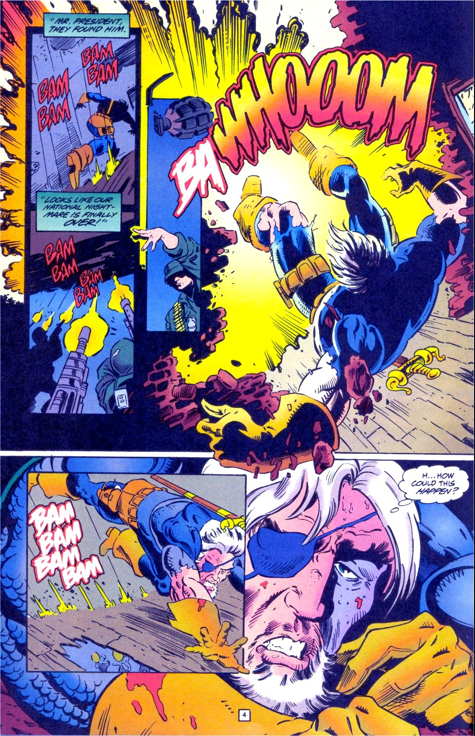 Deathstroke (1991) Issue #0 #5 - English 5