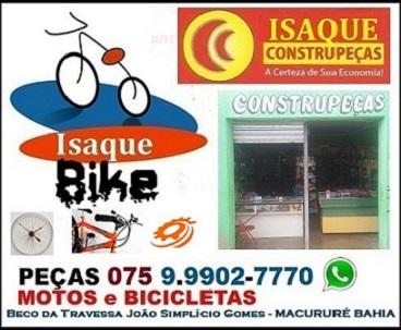 CONSTRUPEÇAS - MACURURÉ BAHIA