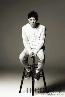 [Fotos] Yoochun para High Cut 03