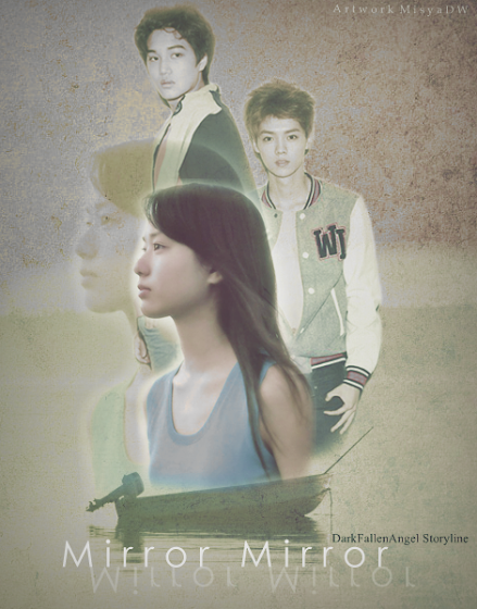 Here One Second, Gone The Next - fantasy lovetriangle romance you kai luhan twistedlove - main story image