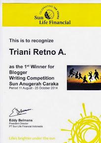 Sun Life Anugerah Caraka 2014
