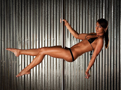 Stephanie Smith pole fitness