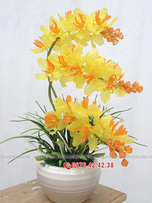 Nguyên liệu hoa pha lê, nguyên liệu hoa pha lê ở hà nội