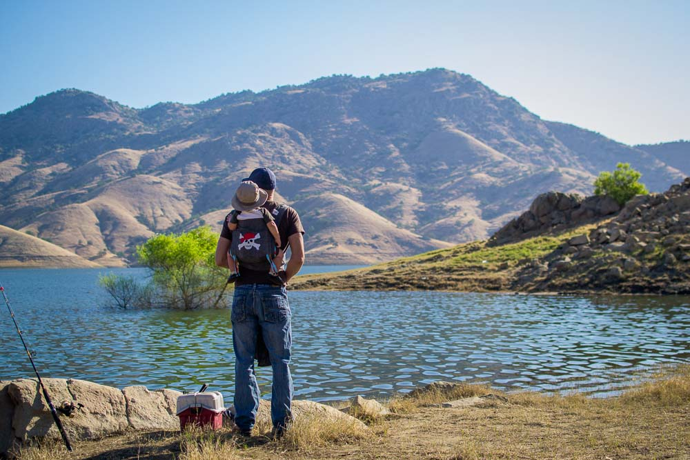 Leap and the net will appear baby deux 8 weeks for Lake kaweah fishing