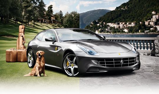 2012 Ferrari FF Neiman Marcus special edition