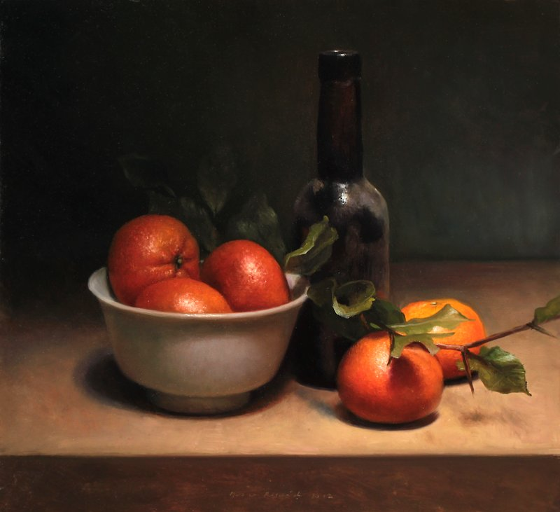 How To Paint Still Life In Oils