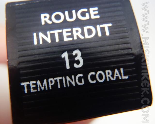 coral ruj,givenchy