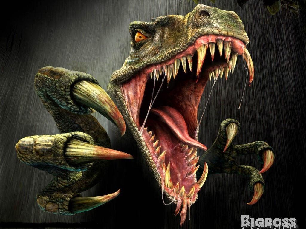 dinossauros do mundo