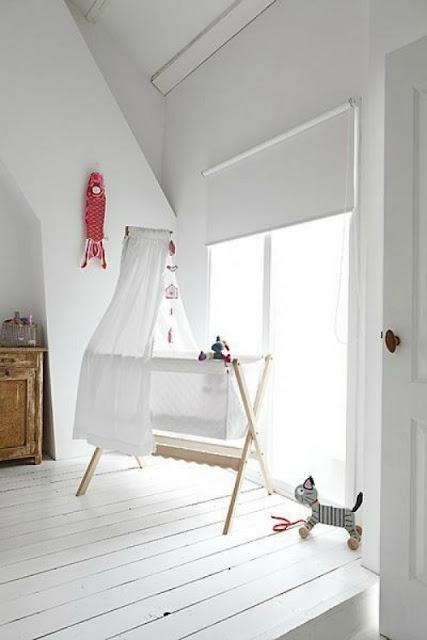 Puerta al sur camas con dosel una idea que decora y - Dosel para cunas ...