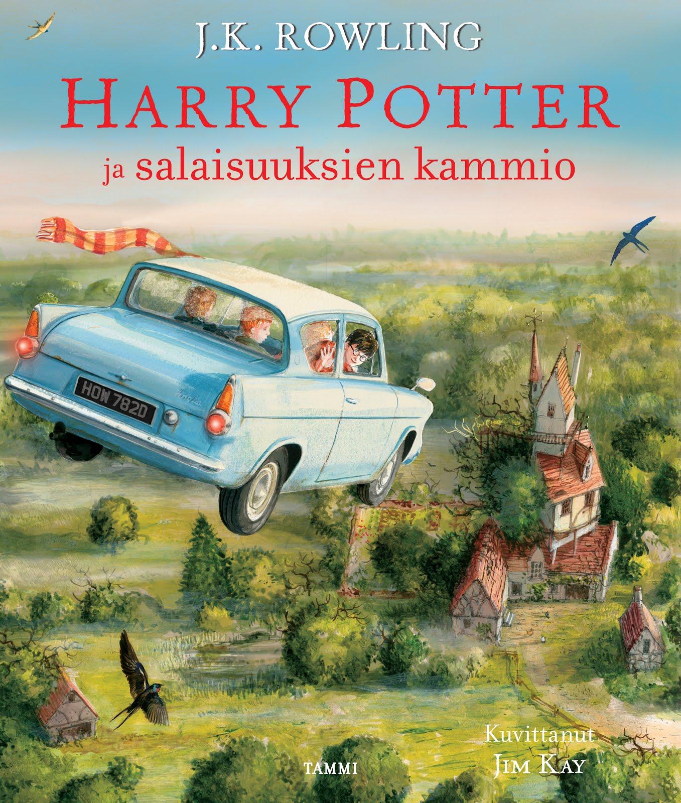 Nuorten (ja lasten) fantasia: